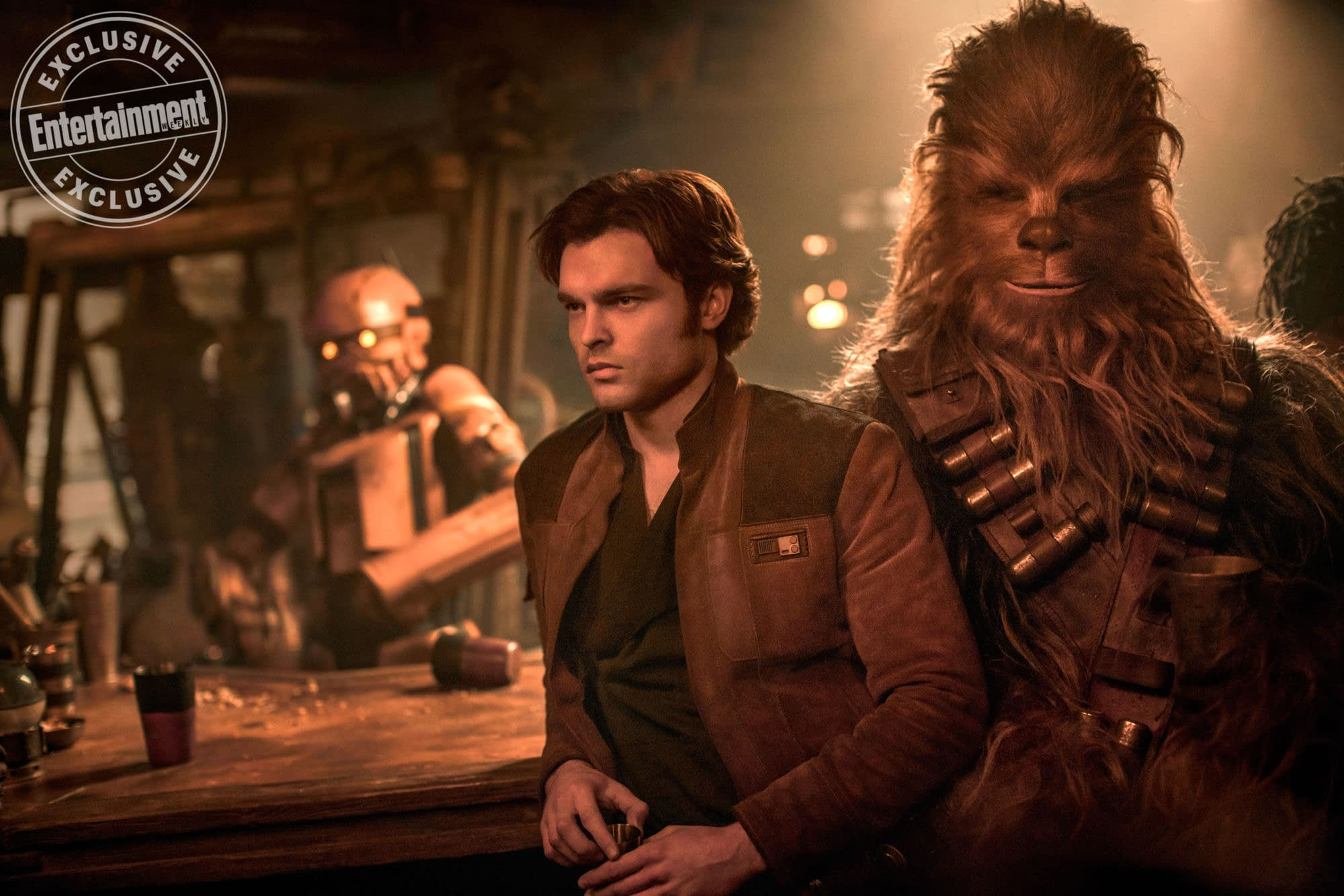 Solo: A Star Wars Story – Ron Howard Talks Alden Ehrenreich's 3-Picture Deal