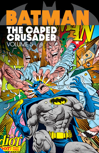 Batman Caped Crusader Vol 5 one of many DC Big Books in 2020 and 2021