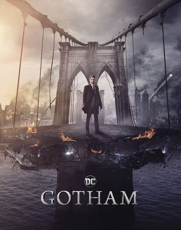gotham season 5 west bane video