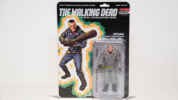 Negan Assembles The Lucille Patrol For Skybound On Black Friday