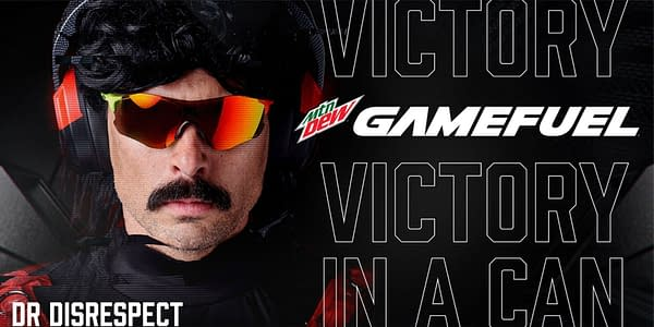 Dr Disrespect will be firmly gripping MTN DEW GAME FUEL in a new deal.