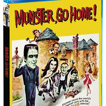 Munsters Film Munster Go Home Coming to Blu-ray From Scream Factory