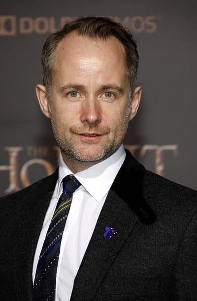 Billy Boyd at the Los Angeles premiere of 'The Hobbit: The Battle Of The Five Armies' on December 9, 2014.