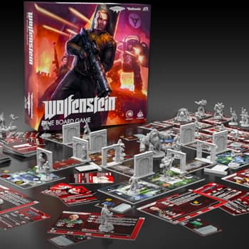 Wolfenstein Board Game Display