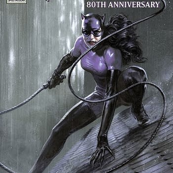 Catwoman 80th Anniversary Special #1 1990's Variant