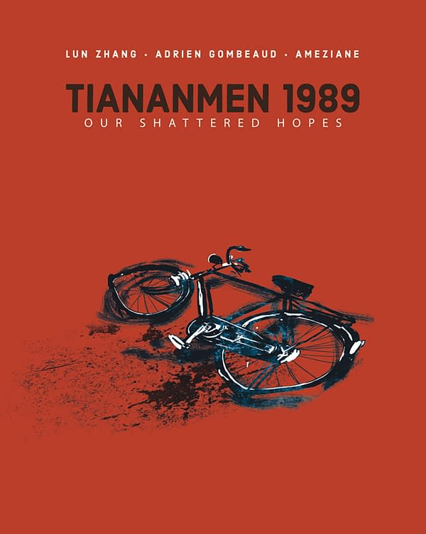Tiananmen 1989: Our Shattered Hopes from IDW.