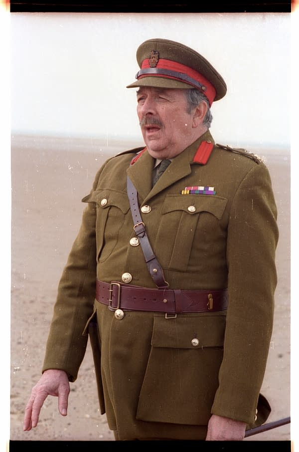 Nicholas Courtney in Downtime