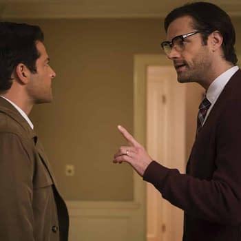 "'Supernatural' Season 14, Episode 15 ""Peace of Mind"" Preview: For Sam and Castiel, It's 'Pleasantville' vs. 'X-Files'"