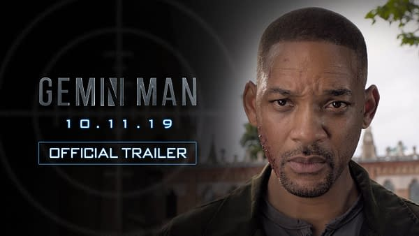 First Trailer for Ang Lee's 'Gemini Man' Starring Will Smith Hits