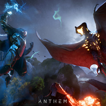 Anthem's Update 1.1.0 Adds New Strongholds and Balance Fixes