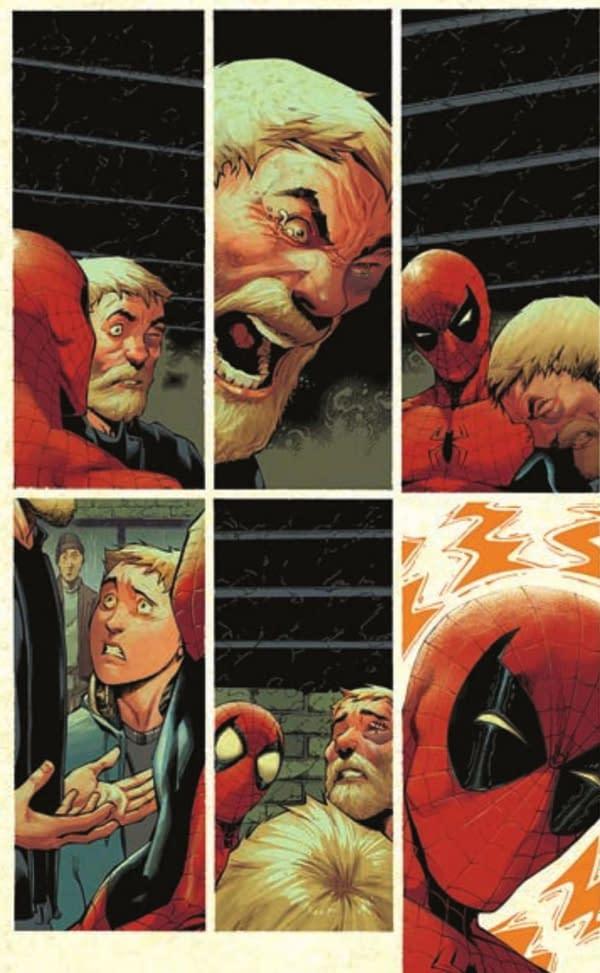 Marvel Comics Previews