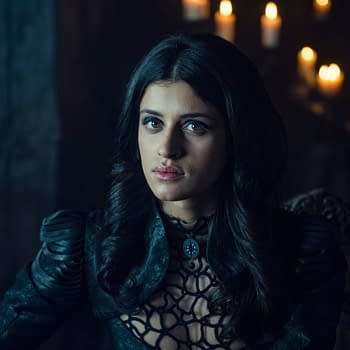 The Witcher Offers New Looks at Anya Chalotras Sorceress Yennefer [PREVIEW]