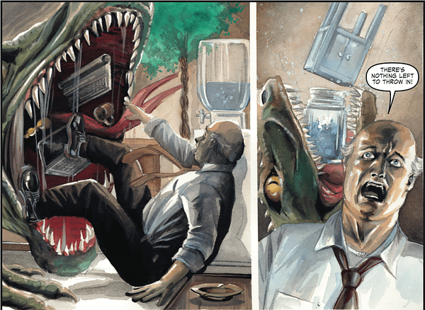 Dinosaurs Attack #5