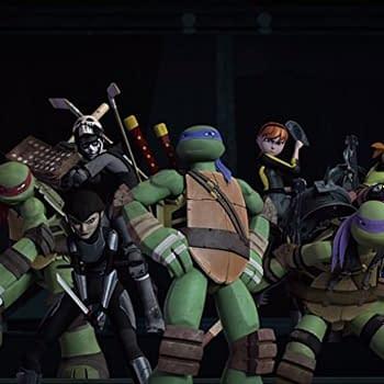 There is a New CGI Teenage Mutant Ninja Turtles Movie on the Way