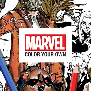 Live The Rock Star Life Of A Comic Book Colorist With Marvels Color Your Own Adult Coloring App For iOS