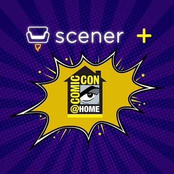 Comic-Con@Home Scener Teaming for Watch Party Virtual Screenings