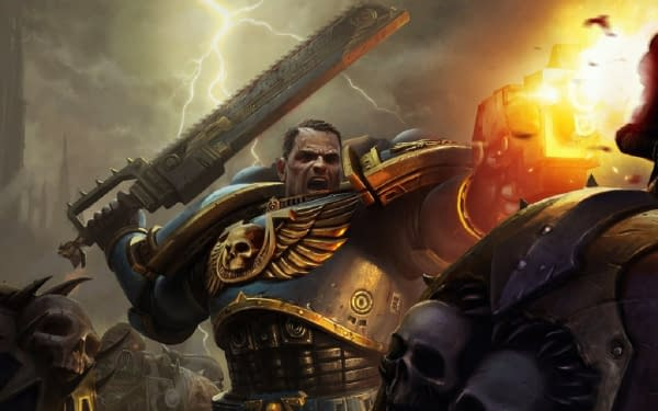 """Warhammer 40,000"" TV Series in the Works"