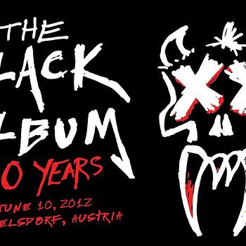 Metallica Mondays celebrates The Black Album. Credit Metallica