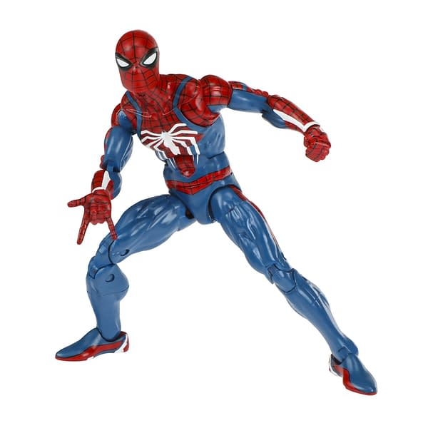 Hasbro Marvel Legends Series 6-inch Gamerverse Spider-Man Figure 2