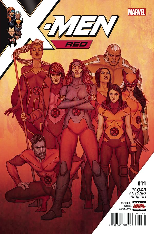 Tell Us What You Loved About the X-Men Comics This Year [X-ual Healing 12-12-18]
