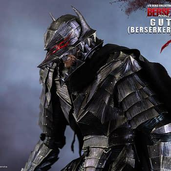 Threezero Brings Guts (Berserker Armor) Alive with New Figure