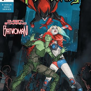 Batman, Harley Quinn/Poison Ivy, Flash, Action Comics, Legion