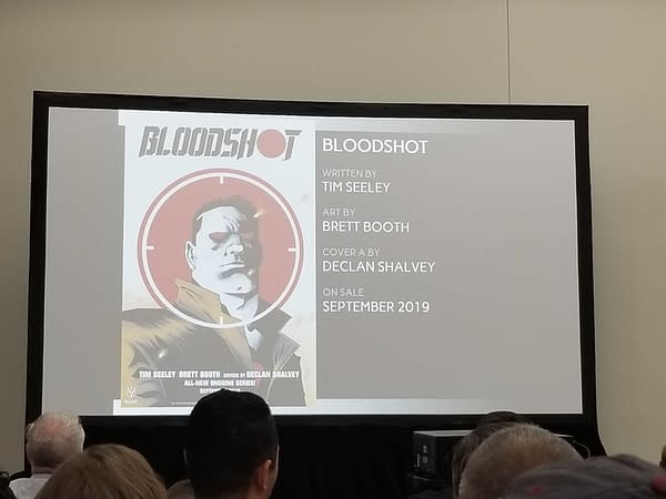 Valiant Announces New Rai Series for November, Previews Art and More at SDCC