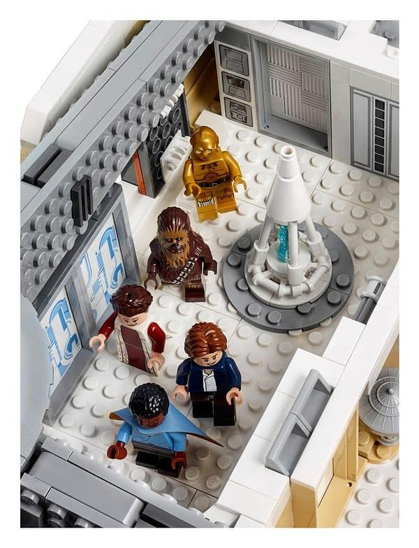 LEGO Star Wars Betrayal at Cloud City 2