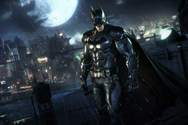 Could you imagine Microsoft producing a new Batman game? Courtesy of Rocksteady Games.