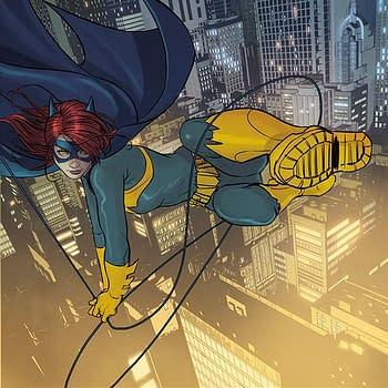 It Looks Like Batgirl Will Be Guest-Starring in Tom King's Batman Soon