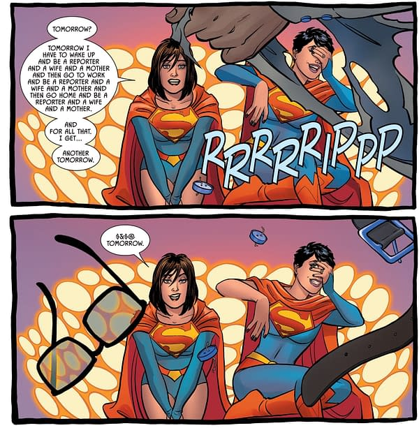 What Does Batman Think About Superman