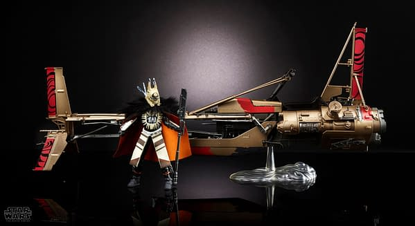 Star Wars Solo Enfys Nest and Swoop 2