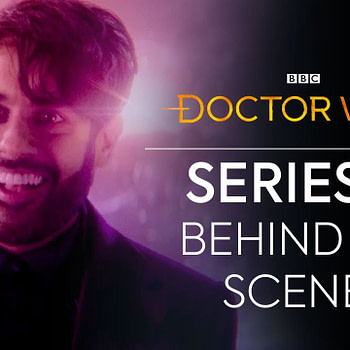 Sacha Dhawan stars as The Master in Doctor Who, courtesy of BBC Studios.