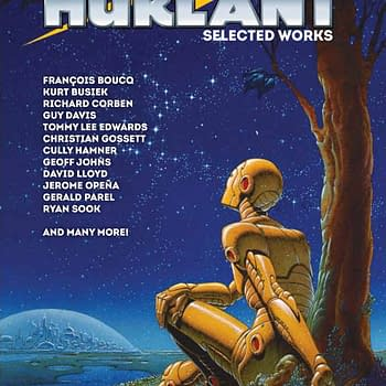 Metal Hurlant - Selected Works-cover