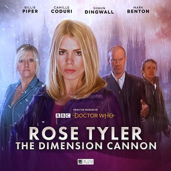 """Doctor Who"": Billie Piper Returns in ""Rose Tyler: The Dimension Cannon"" Audio Series"