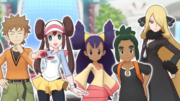 Pokémon Masters is getting its fair share of new content over the next few weeks.