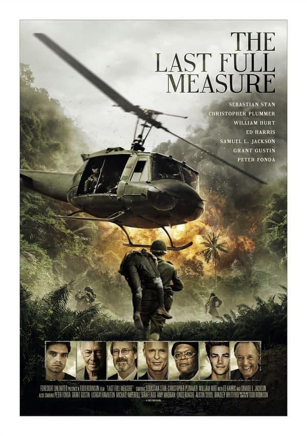 'The Last Full Measure': First Trailer For Vietnam Film Starring Sebastian Stan is Here