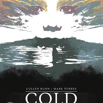 Cold Spots #1 cover by Mark Torres