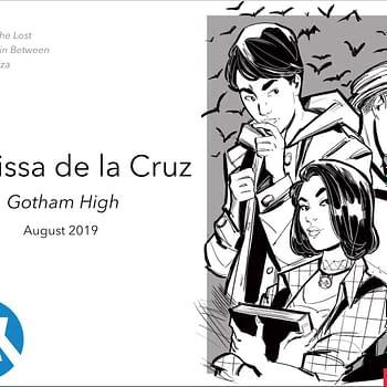 Melissa de la Cruzs Gotham High: a Multicultural Love Triangle Between Batman Catwoman and Joker