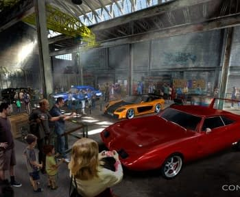 fast furious ride
