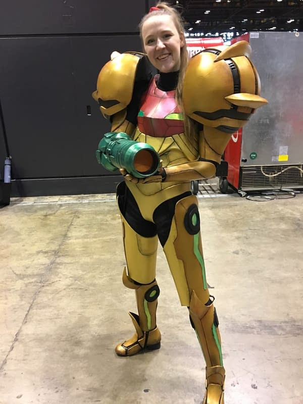 From Galactus to Spider-Ham: 81 Cosplay Photos from C2E2 Day One