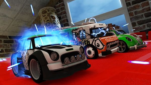 'Table Top Racing' Brings Tiny Cars to a Big World of Racing on the Nintendo Switch!