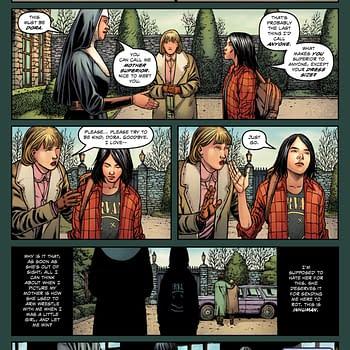 Preview: Warrior Nun: Dora on Kickstarter