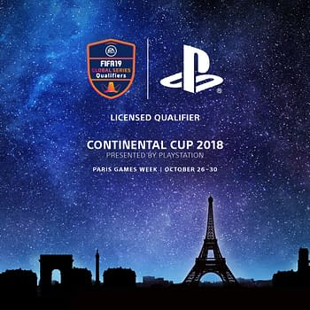 Sony to Host FIFA 19 Global Series Continental Cup at Paris Games Week