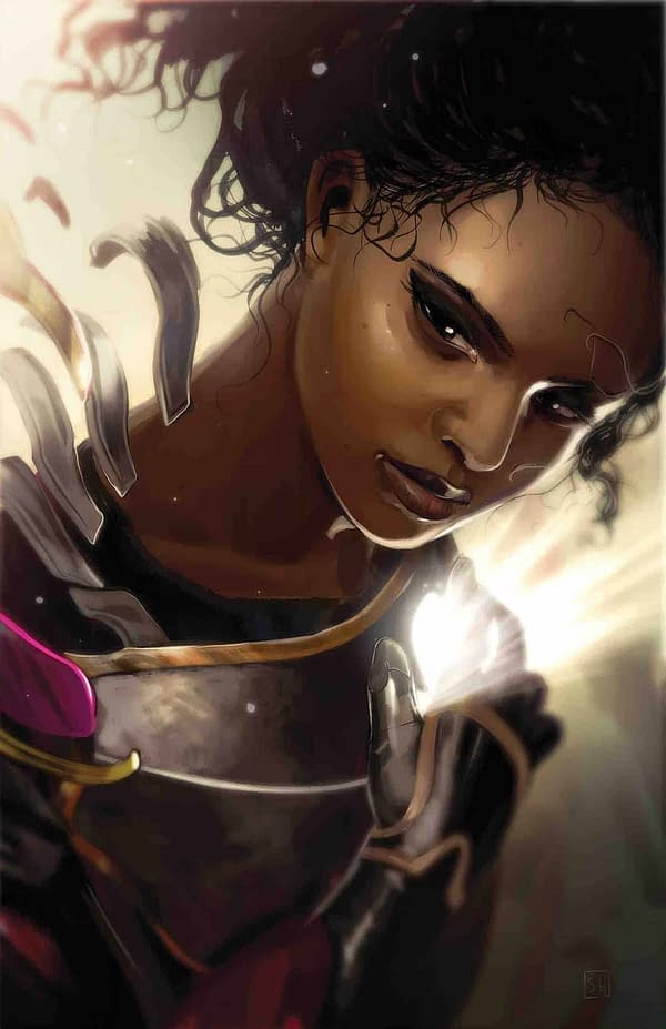 Ironheart #1 Grows in Size, Costs an Extra Dollar, at $4.99