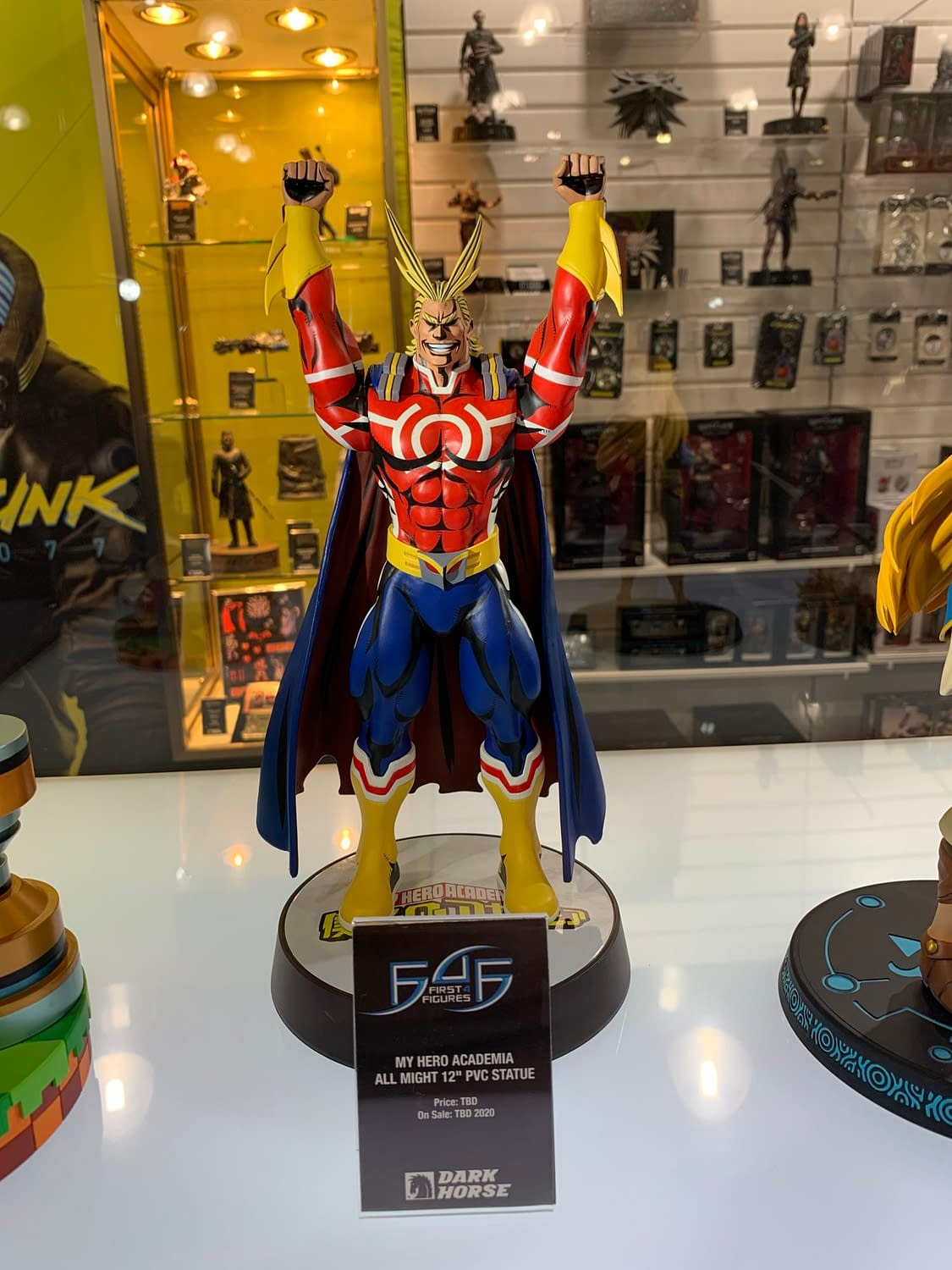 New York Toy Fair 2020: 28 Photos from the Dark Horse Booth