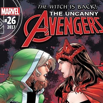 Uncanny Avengers #26 Review- Return of Scarlet Witch