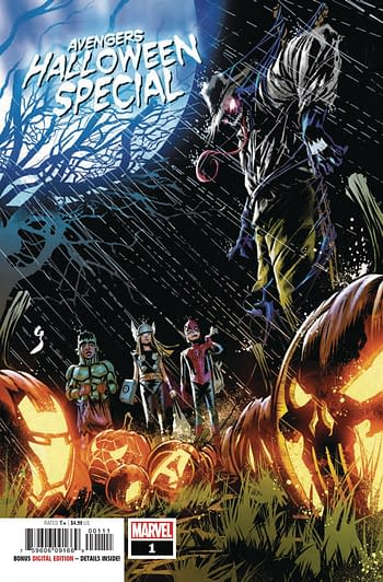 30 Spooky Comics Out in Comic Shops Tomorrow For Hallowe'en