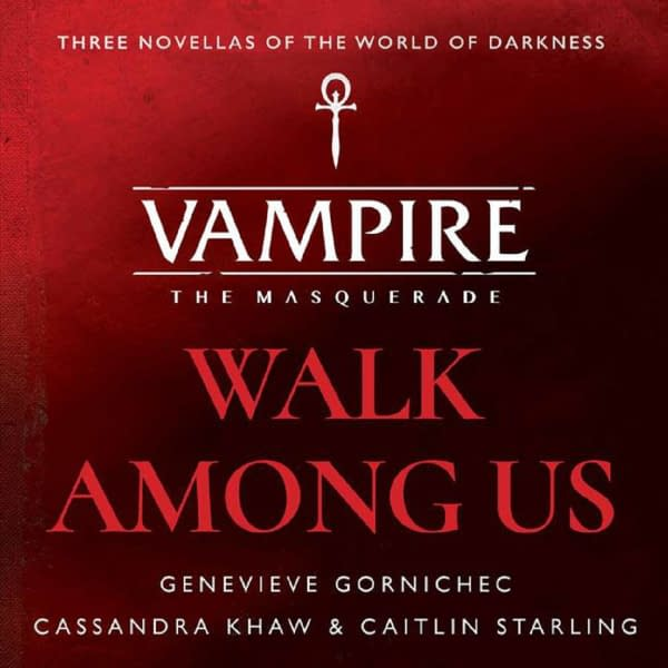 """""""Vampire: The Masquerade"""" Will Be Getting An Audio Book Series"""