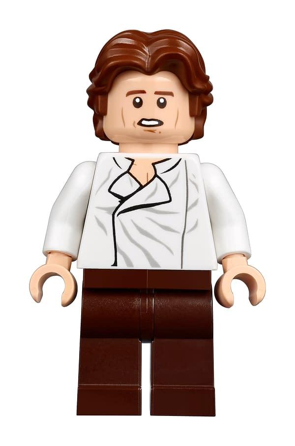 LEGO Star Wars Betrayal at Cloud City 25